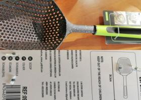 Ο ΕΦΕΤ ανακαλεί πλαστική κουτάλα (Photos) - Κεντρική Εικόνα