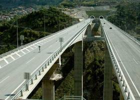 Εγνατία Οδός: Κυκλοφοριακές ρυθμίσεις στον οδικό άξονα Δερβένι - Σέρρες - Προμαχώνας λόγω εργασιών - Κεντρική Εικόνα