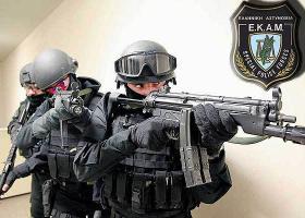 Η ΕΚΑΜ στην πρώτη πεντάδα σε διεθνή διαγωνισμό αστυνομικών κομάντος - Κεντρική Εικόνα