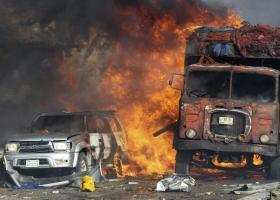 Σομαλία: Δύο εκρήξεις σημειώθηκαν στην πρωτεύουσα Μογκαντίσου - Κεντρική Εικόνα