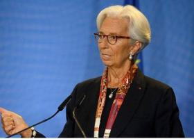 Πρόεδρος της ΕΚΤ και επίσημα η Κριστίν Λαγκάρντ - Κεντρική Εικόνα