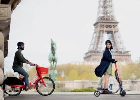 Φεύγουν «άρον-άρον» οι εταιρείες ηλεκτρικών σκούτερ από το Παρίσι - Κεντρική Εικόνα