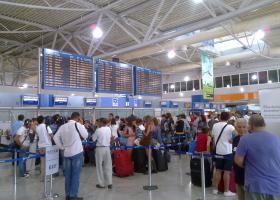 Aύξηση και τον Ιανουάριο στα ελληνικά αεροδρόμια - Κεντρική Εικόνα