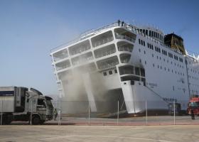 Ποιο πλοίο της ΑΝΕΚ αντικαθιστά το «Ελ. Βενιζέλος» για τα δρομολόγια προς και από τα Χανιά  - Κεντρική Εικόνα