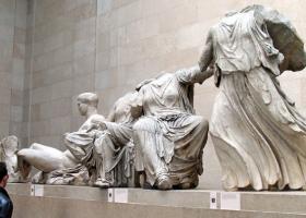 Guardian: Το Brexit ευνοεί την επιστροφή των Γλυπτών του Παρθενώνα στην Αθήνα - Κεντρική Εικόνα