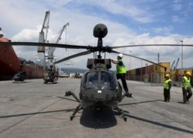 Έφθασαν στην Ελλάδα τα 70 νέα ελικόπτερα της Α.Σ. OH-58D Kiowa Warrior και 1 CH-47 Chinook - Κεντρική Εικόνα