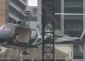 Ελικόπτερο συνετρίβη πάνω σε ουρανοξύστη της Ν. Υόρκης - Απολογισμός 2 νεκροί (videos) - Κεντρική Εικόνα