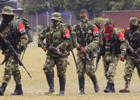 Κολομβία: Δέκα αντάρτες του ELN νεκροί σε επιχείρηση των ένοπλων δυνάμεων  - Κεντρική Εικόνα