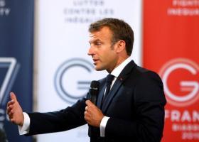 Μακρόν: Καμία συναίνεση για πρόσκληση της Ρωσίας στην επόμενη σύνοδο κορυφής των G7  - Κεντρική Εικόνα