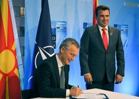 Μόσχα: Μεγάλο το κόστος, άγνωστα τα οφέλη από την ένταξη της ΠΓΔΜ στο ΝΑΤΟ - Κεντρική Εικόνα