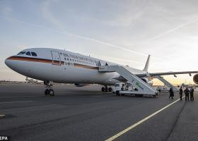 Νέο πρόβλημα στο γερμανικό κυβερνητικό αεροσκάφος που μετέφερε τον Χάικο Μάας - Κεντρική Εικόνα