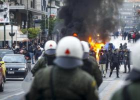 Επεισόδια μεταξύ οπαδών στη Νίκαια - Κεντρική Εικόνα
