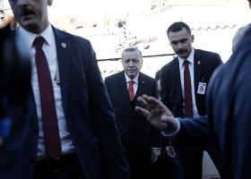 Ερντογάν για Συρία: Οι ΗΠΑ επιδιώκουν μια ζώνη ασφαλείας για την τρομοκρατική οργάνωση, όχι για εμάς - Κεντρική Εικόνα