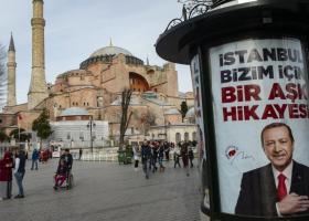 Επανακαταμέτρηση ψήφων σε 17 περιφέρειες της Κωνσταντινούπολης - Κεντρική Εικόνα