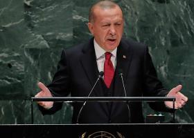 Ερντογάν: Το Κυπριακό δεν έχει επιλυθεί λόγω της αδιάλλακτης στάσης των Ελληνοκυπρίων - Κεντρική Εικόνα