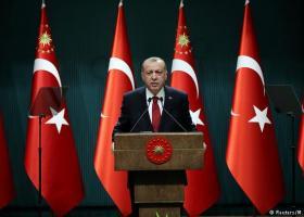 Ερντογάν κατά ΗΠΑ για τη στρατιωτική επιχείρηση στη Συρία - Κεντρική Εικόνα