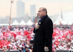 Τουρκία: Σε «ελεύθερη πτώση» η δημοτικότητα του Ερντογάν - Κεντρική Εικόνα
