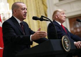 «Απόλυτος» Ερντογάν για S-400: Ξεκαθάρισα στον Τραμπ ότι δεν θα κάνουμε πίσω - Κεντρική Εικόνα