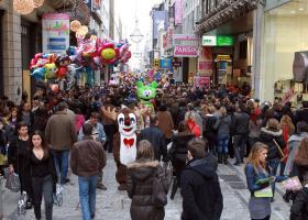 Άνοδος των ενοικίων στις μεγάλες εμπορικές πιάτσες - Κεντρική Εικόνα