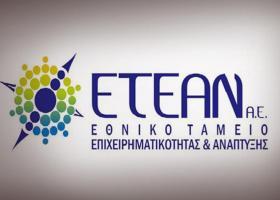 ΕΤΕΑΝ: Δάνεια σε μικρές επιχειρήσεις - Κεντρική Εικόνα