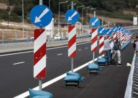 Σε ποιο σημείο της Ε.Ο. Αντιρρίου – Ιωαννίνων διεκόπη η κυκλοφορία  - Κεντρική Εικόνα