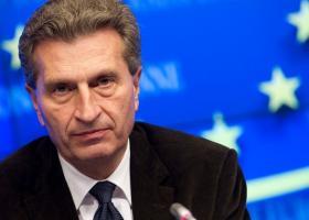 Έτινγκερ: Η συμφωνία των Πρεσπών είναι εξαιρετική, ο Τσίπρας είναι νικητής - Κεντρική Εικόνα