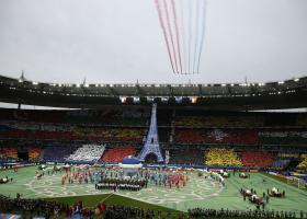 Γαλλία - Ρουμανία 1- 1 (80' λεπτό) - Κεντρική Εικόνα