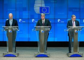Eurogroup: Ικανοποίηση για την Ελλάδα που «έχει επιστρέψει στην κανονικότητα» - Κεντρική Εικόνα