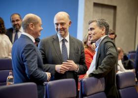 Στο Eurogroup του Φεβρουαρίου η συζήτηση για την επιστροφή των κερδών των ελληνικών ομολόγων - Κεντρική Εικόνα