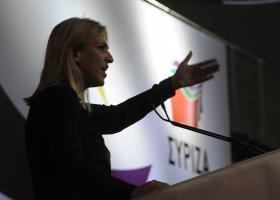 Επίθεση Δούρου στο Συνέδριο ΣΥΡΙΖΑ στην «εξ αριστερών» κριτική - Κεντρική Εικόνα