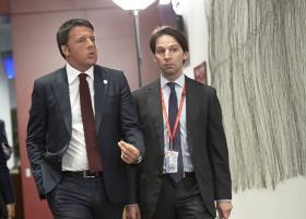 Ρέντσι: Δεν θα δεχθούμε να γίνει η ΕΕ χώρος γραφειοκρατικής διεκπεραίωσης - Κεντρική Εικόνα