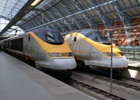 Απεργιακό χειρόφρενο μίας εβδομάδας στα τρένα Eurostar - Κεντρική Εικόνα