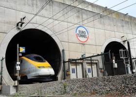 Η βρετανική κυβέρνηση κατέβαλε 33 εκατ. λίρες στη Eurotunnel - Κεντρική Εικόνα