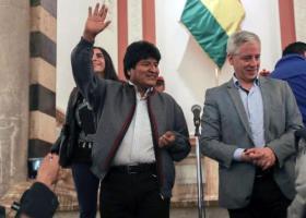 Βολιβία: Σιγουριά Μοράλες για εκλογή από τον α' γύρο - Δεν τον επιβεβαιώνουν τα μέχρι στιγμής αποτελέσματα - Κεντρική Εικόνα