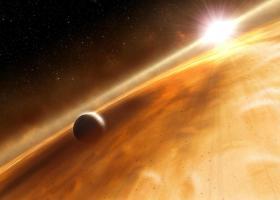 Αστρονόμοι ανακάλυψαν δύο νεογέννητους εξωπλανήτες - Κεντρική Εικόνα