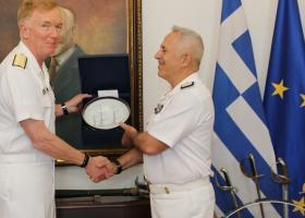 Η στρατιωτική συνεργασία Ελλάδας-ΗΠΑ στο επίκεντρο των συνομιλιών - Κεντρική Εικόνα