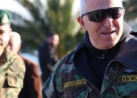 Ευ. Αποστολάκης: Οι Ελληνικές Ένοπλες Δυνάμεις έχουν και την ετοιμότητα και την επάρκεια για να προασπίσουν τα εθνικά συμφέροντα - Κεντρική Εικόνα