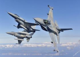 Τροπολογία Καμμένου - Τσακαλώτου 230 εκατ. ευρώ για την αναβάθμιση των F-16 - Κεντρική Εικόνα