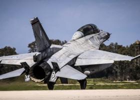 Συνάντηση αρχηγού ΓΕΑ με την Lockheed Martin για την αναβάθμιση των F-16 - Κεντρική Εικόνα