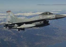 Οι πρώτες πτήσεις αεροσκαφών της ΠΑ στον εναέριο χώρο της Βόρειας Μακεδονίας - Κεντρική Εικόνα