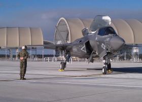 ΗΠΑ: Όλα τα αεροσκάφη F-35 καθηλώθηκαν στο έδαφος - Κεντρική Εικόνα