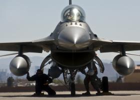 Πράσινο φως της βουλγαρικής Βουλής για F-16 - Κεντρική Εικόνα
