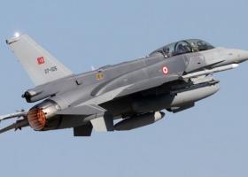 Αιγαίο: Παρ' ολίγο ατύχημα από επικίνδυνους χειρισμούς τουρκικού F-16 - Κεντρική Εικόνα