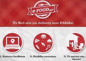 Ληστεία στα e-Food στο Νέο Ηράκλειο - Κεντρική Εικόνα