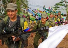 Κολομβία: Ολοκληρώθηκε ο αφοπλισμός των Farc - Κεντρική Εικόνα