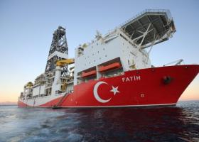 Η Τουρκία στέλνει την Πέμπτη και το δεύτερο γεωτρύπανο στην ανατολική Μεσόγειο - Κεντρική Εικόνα