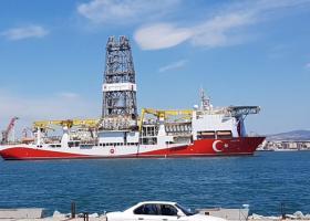 Kοινοτική πηγή: Επιτυχής γεώτρηση του «Φατίχ» στην κυπριακή ΑΟΖ - Κεντρική Εικόνα