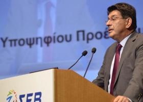 Φέσσας: Η συμφωνία για το χρέος δημιουργεί σχετική ασφάλεια σε επιχειρήσεις και επενδυτές - Κεντρική Εικόνα