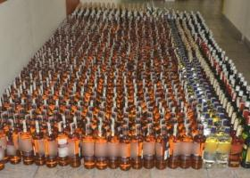 Βούλγαρος προσπάθησε να περάσει στην Ελλάδα 3.500 παράνομες φιάλες αλκοόλ (photos) - Κεντρική Εικόνα