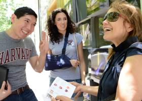 Ομάδα μεταπτυχιακών φοιτητών από το Harvard επισκέφτηκαν τη Suzuki στην Αθήνα - Κεντρική Εικόνα